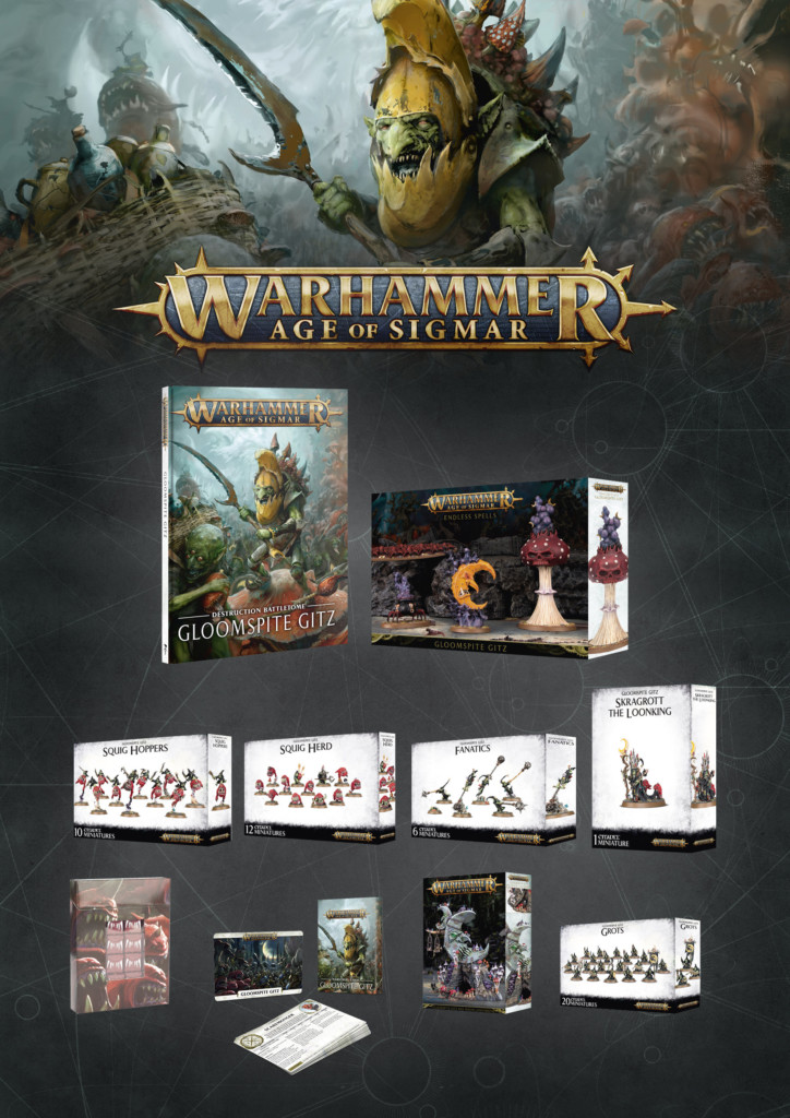 Games Workshop Releases for January 12, 2019